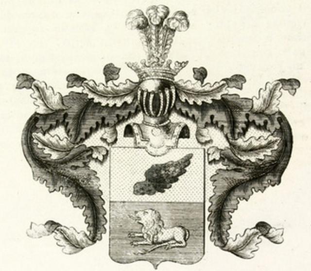 Герб рода Лазаревых