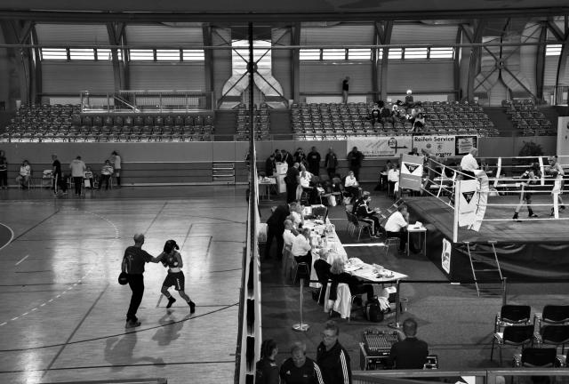 Чемпионат Германии по женскому боксу в четырёх возрастных категориях