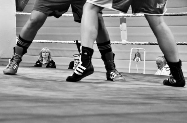 Турнир по боксу среди женщин