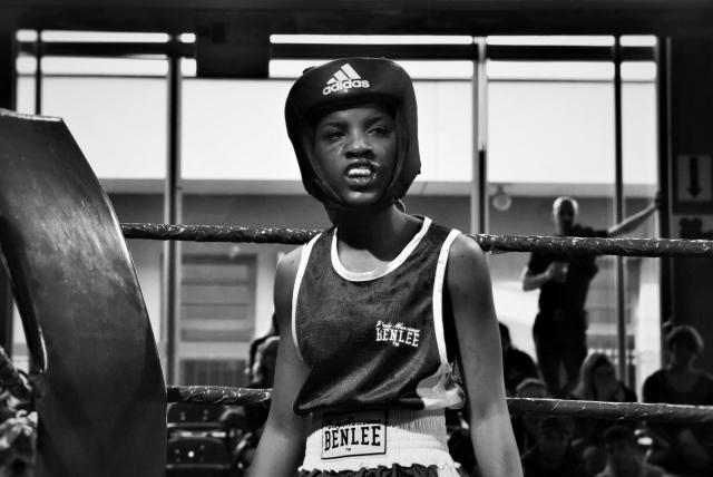 Официально возрастное деление участников в соревнованиях по боксу начинается с 12 лет