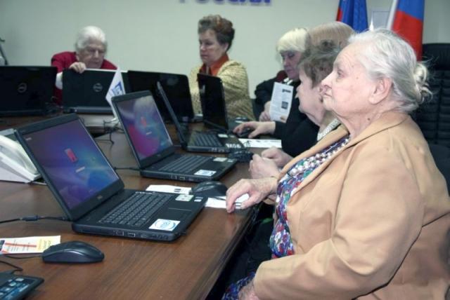 В Калужской области начали переобучать граждан предпенсионного возраста