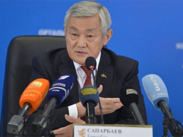 Бердибек Сапарбаев
