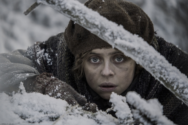 «Пепел в снегу»: запах пропаганды по утрам
