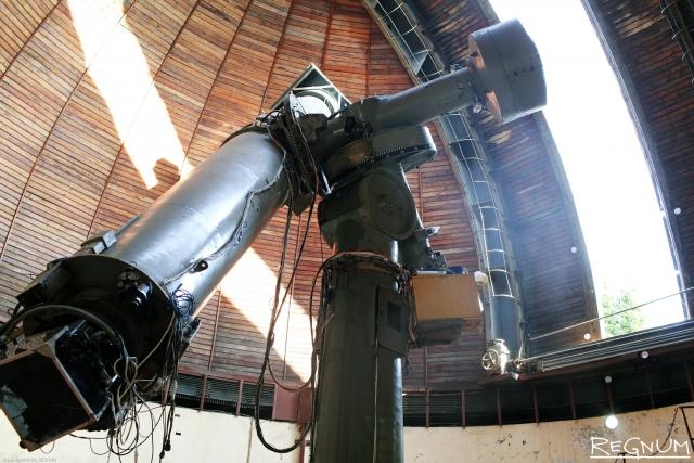 Космическая фикция: бой за Пулковскую обсерваторию продолжается