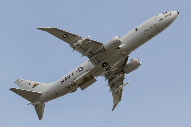 Над «Адмиралом Горшковым» на низкой высоте пролетел самолет ВМС США