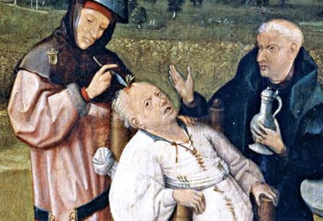 В якутской больнице трепанацию черепа проводил посторонний врач?