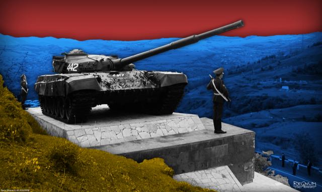 Нагорный Карабах: кого подставляет МГ ОБСЕ