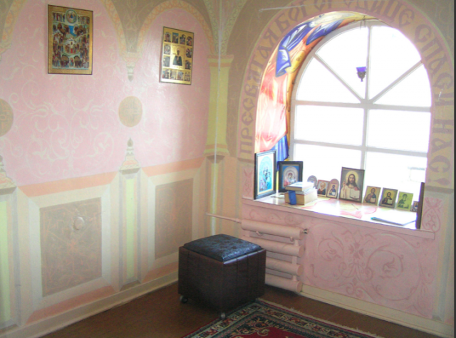 Кировский дом-интернат малой вместимости, одно из помещений