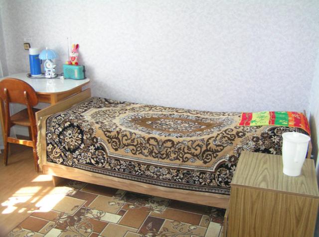 Кировский дом-интернат малой вместимости, одна из комнат для проживающих