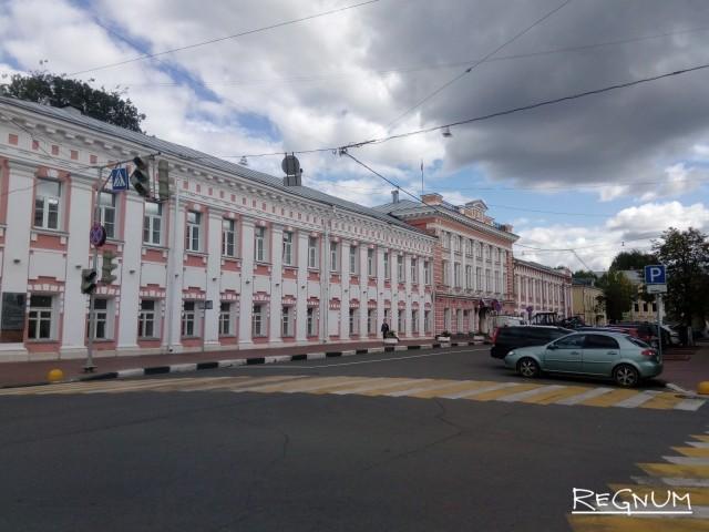 В Ярославле уволен директор муниципального агентства по рекламе