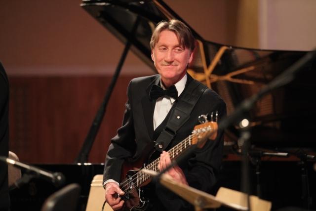 В Ярославле открылся фестиваль «Джаз над Волгой»
