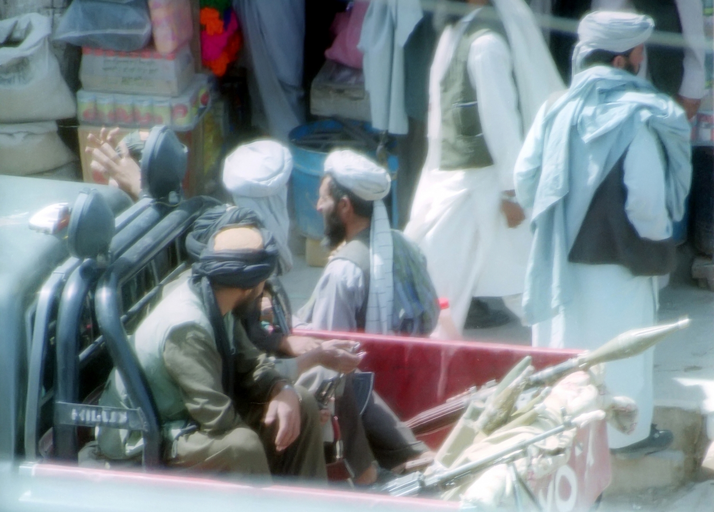 Талибы (организация, деятельность которой запрещена в РФ)