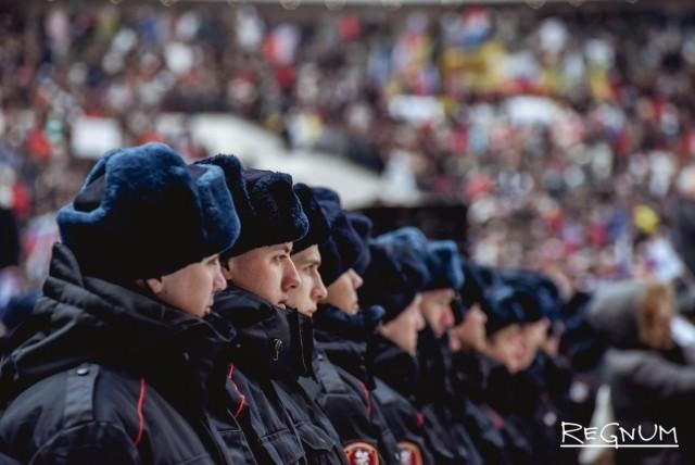 Выставку Репина в Москве будут охранять вооружённые сотрудники Росгвардии