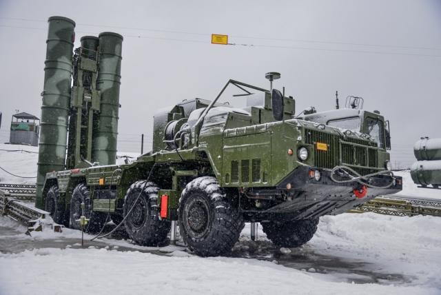 Названы убытки РФ из-за повреждений С-400 при перевозке в Китай