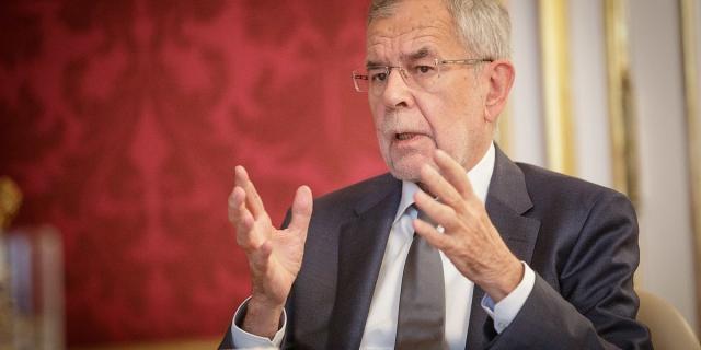 Лавров встретился с президентом Австрии в Вене