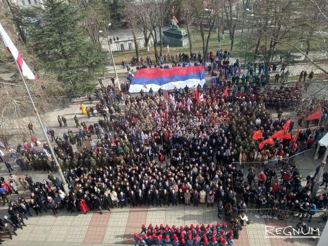 Французский политик: Крым стремительно развивается вместе с Россией
