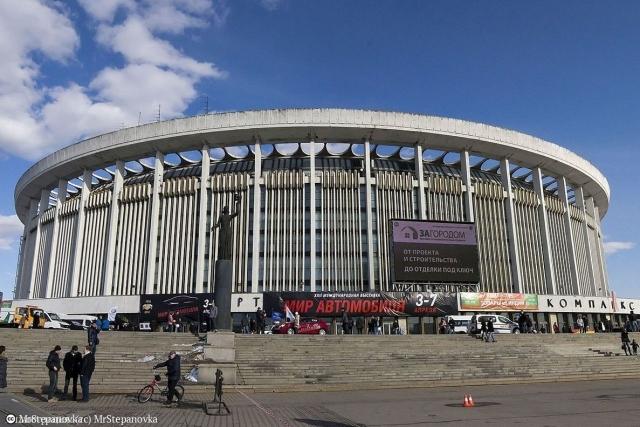 СКК «Петербургский» требуют признать объектом культурного наследия