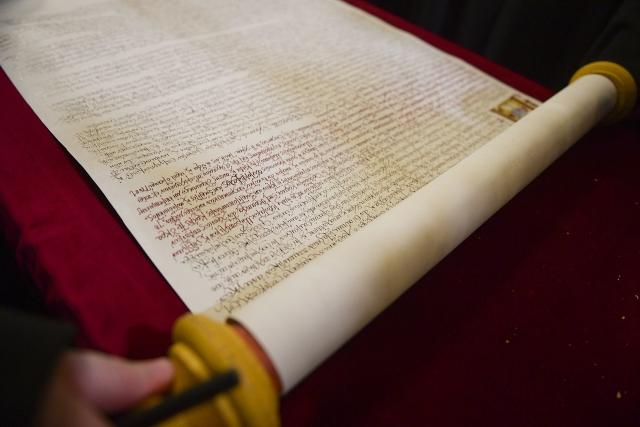 «Томос» подписанный в Константинополе 2019.01.05