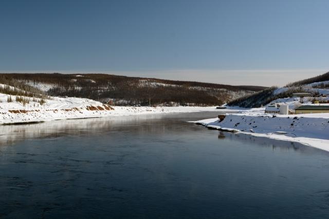 В Якутии предприниматели извлекают прибыль из загрязнения АЛРОСА реки Вилюй