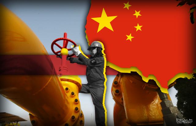 Газовый треугольник: кто перетянет китайский канат на себя?