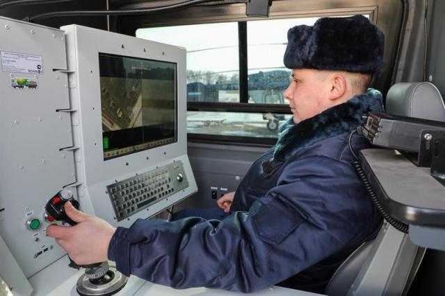 Росгвардия получила патрульные Lada Vesta с тепловизорами и цифровой связью