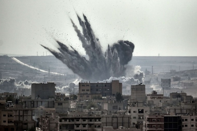 Atlantic: Кто заплатит за восстановление Сирии?
