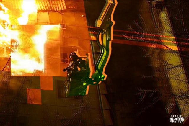 Два человека погибли в результате пожара в Саратовской области