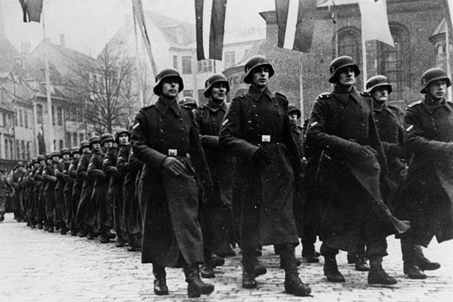 Почему легионеры Waffen SS являются преступниками