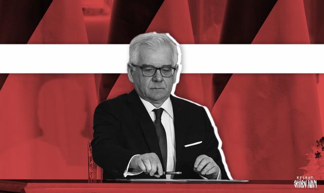 Польский взгляд на Россию застрял в Крыму