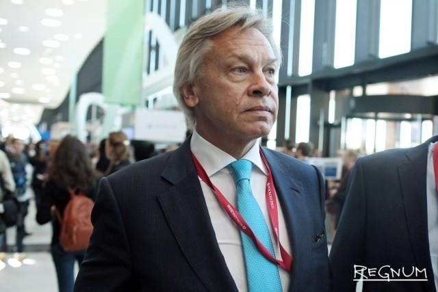 Пушков прокомментировал выводы украинской журналистки, приехавшей в Крым