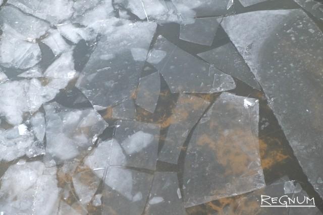 Прогулка по льду в Петербурге закончилась трагедией