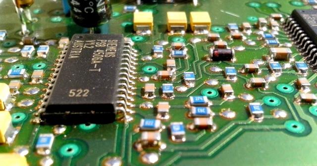 Ожидается падение спроса на рынке интегральных микросхем — СМИ