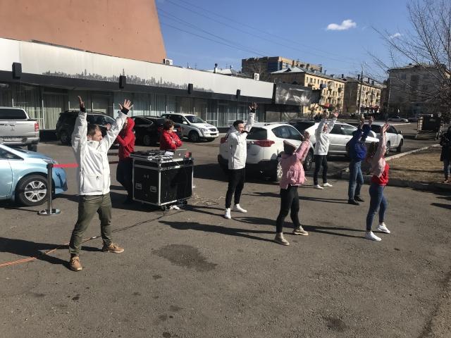 Мероприятия, посвящённые «Крымской весне» провели в Забайкалье