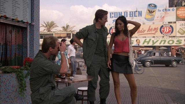 «Шутник» и вьетнамская проститутка