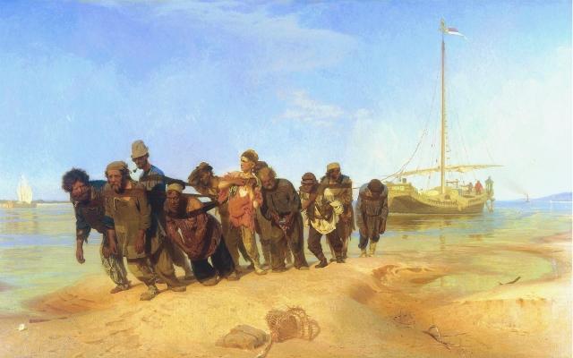 Илья Репин: как русский художник-реалист решал мировую проблему