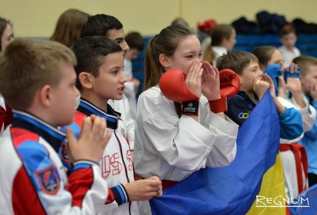 «Петербургская весна» — крупнейшие соревнования по каратэ на северо-западе России