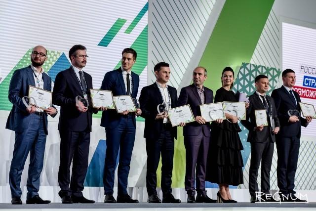 Победители социальных проектов программы «Сердце лидера»