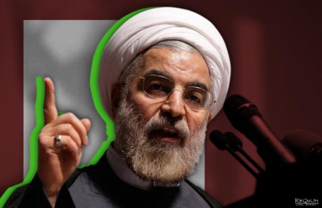 Рухани призвал подать иск к США за санкции против Ирана
