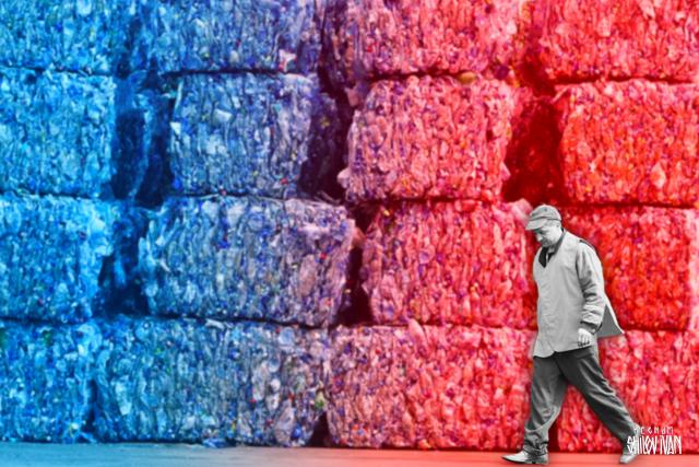 Архангельская область названа самым проблемным регионом «мусорной реформы»