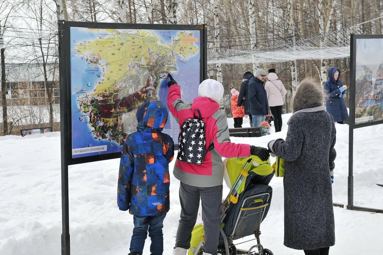 Выставка в Ижевске