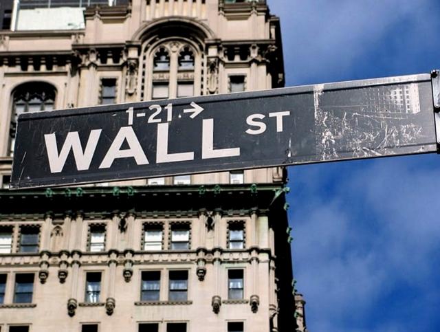 Уолл-стрит растёт в ожидании собрания ФРС США