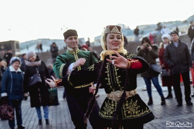 Фестиваль «Крымская весна» в Москве посетили более 800 тысяч человек