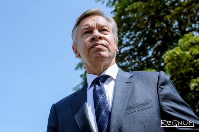 «Уже не выйдет»: Пушков ответил на предложение НАТО отдать Крым Украине