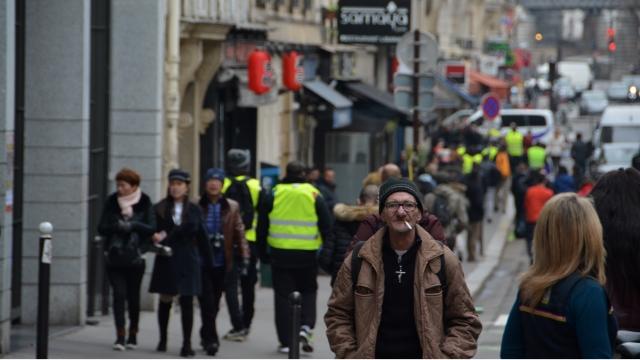 Во Франции оценили ущерб от акций «жёлтых жилетов»