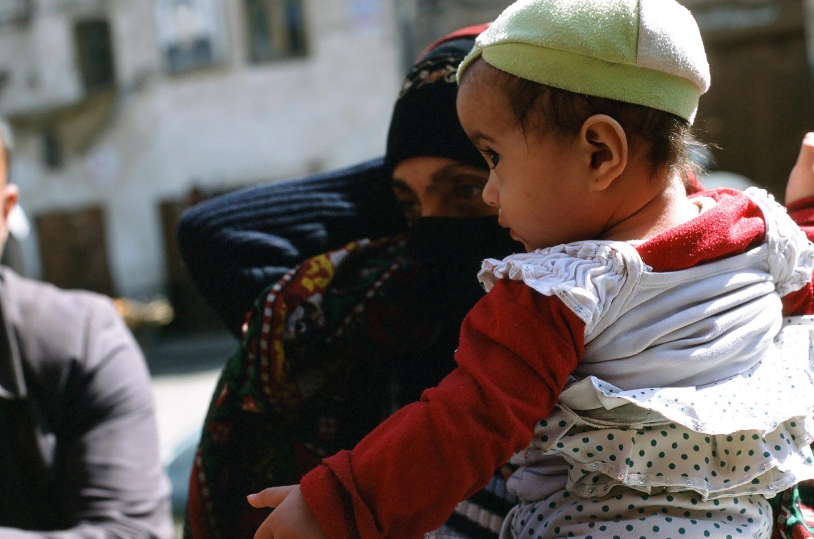 Жители Йемена