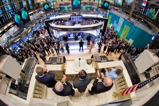 Фондовый рынок США растёт благодаря ФРС и Boeing