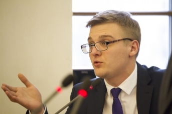 Депутат екатеринбургской гордумы от фракции КПРФ Андрей Пирожков