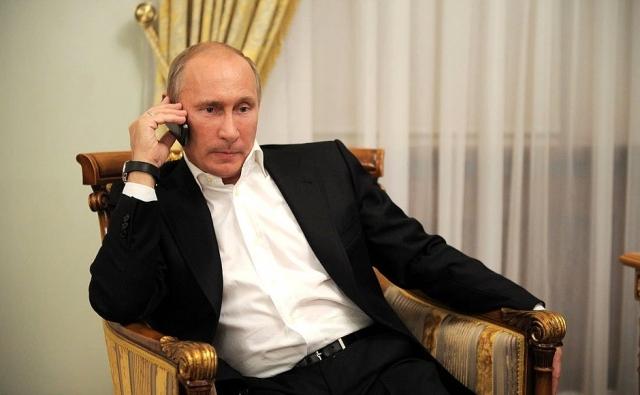 Путин пригласил нового президента Казахстана в Россию