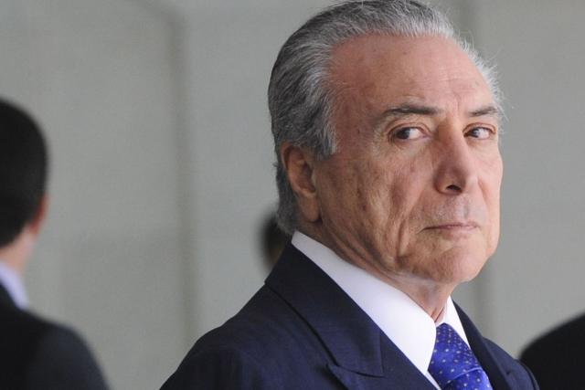 Экс-президент Бразилии Мишель Темер арестован