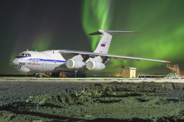 Более сотни Ил-76 закупит Минобороны РФ за десять лет